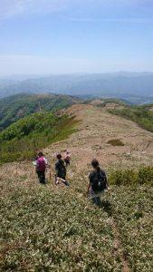 山登り写真